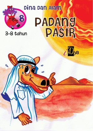Dina dan Alam: Padang Pasir by iDya from KarnaDya Solutions Sdn Bhd in Tots & Toddlers category