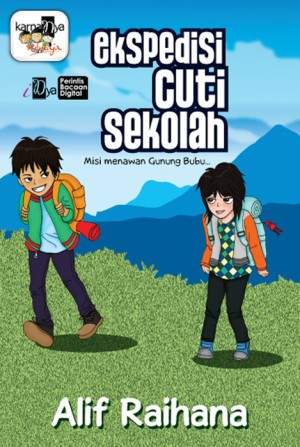 Ekspedisi Cuti Sekolah by Alif Raihana from  in  category