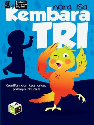 Kembara Tri by Nora Isa from KarnaDya Solutions Sdn Bhd in Teen Novel category