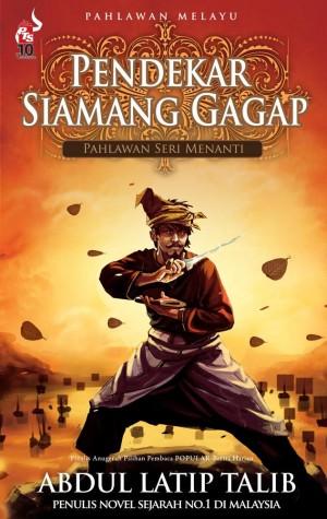 Pendekar Siamang Gagap by Abdul Latip Talib from PTS Publications in General Novel category