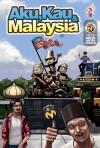 Aku, Kau & Malaysia by Artis-artis Komik-M from PTS Publications in Comics category
