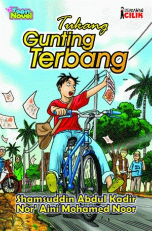 Usahawan Cilik: Tukang Gunting Terbang by Shamsuddin Abdul Kadir, Nor`Aini Mohammed Noor from PTS Publications in Teen Novel category