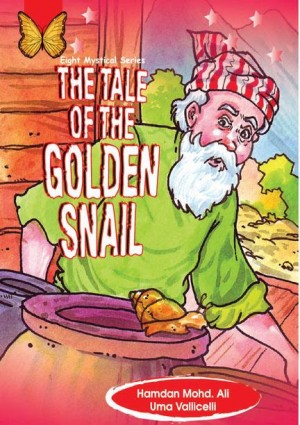 The Tale Of The Golden Snail by Hamdan Mohd Ali, Uma Vallicelliv from Mika Cemerlang Sdn Bhd in General Novel category