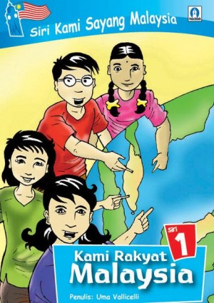Kami Rakyat Malaysia by Uma Vallicelli from Mika Cemerlang Sdn Bhd in Children category