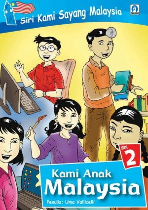 Kami Anak Malaysia by Uma Vallicelli from Mika Cemerlang Sdn Bhd in Children category