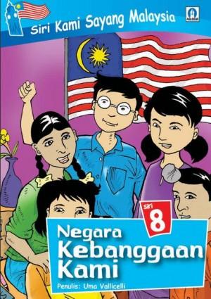 Negara Kebanggaan Kami by Uma Vallicelli from Mika Cemerlang Sdn Bhd in Children category