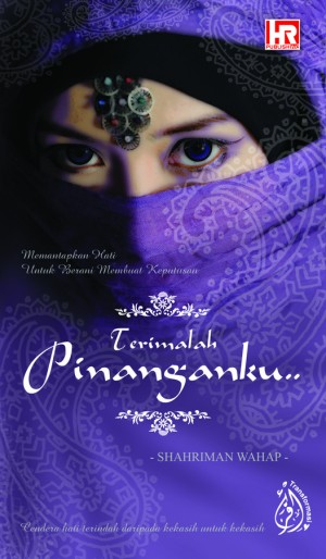 Terimalah Pinanganku by Shahriman Wahap from HIJJAZ RECORDS SDN. BHD. in General Novel category