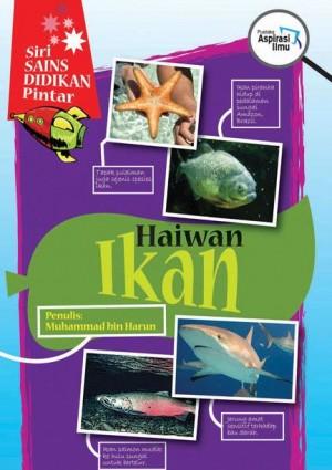 Haiwan Ikan by Muhammad bin Harun from Mika Cemerlang Sdn Bhd in Children category