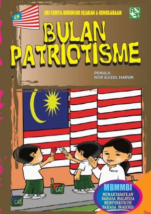 Bulan Patriotisme by Nor Azizul Harun from Mika Cemerlang Sdn Bhd in Tots & Toddlers category