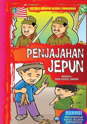 Penjajahan Jepun by Nor Azizul Harun from Mika Cemerlang Sdn Bhd in Tots & Toddlers category