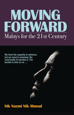 Moving Forward by Nik Nazmi Nik Ahmad from Marshall Cavendish International (Asia) Pte Ltd in Politics category