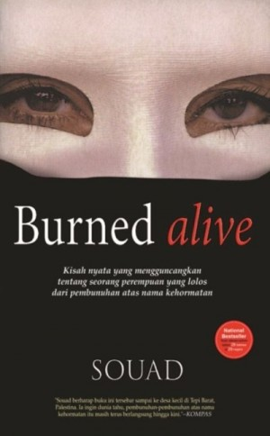 Burned alive by Souad from Pustaka Alvabet in Indonesian Novels category