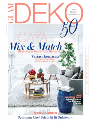 Glam Deko Dec 2017 by BLU INC MEDIA SDN BHD from  in  category