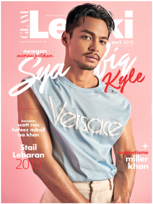 Glam Lelaki May 2018 by BLU INC MEDIA SDN BHD from BLU INC MEDIA SDN BHD in  category