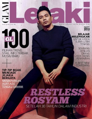Glam Lelaki Aug and Sept 2013 by BLU INC MEDIA SDN BHD from BLU INC MEDIA SDN BHD in Magazine category