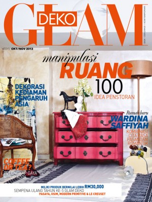Glam Deko Oct 2013 by BLU INC MEDIA SDN BHD from BLU INC MEDIA SDN BHD in Magazine category