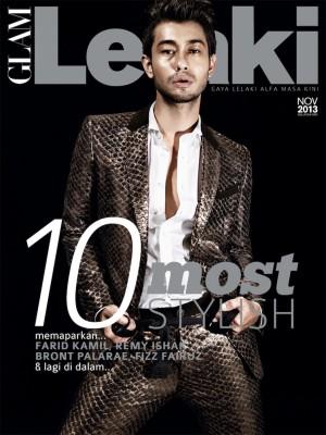 Glam Lelaki Nov 2013 by BLU INC MEDIA SDN BHD from BLU INC MEDIA SDN BHD in Magazine category