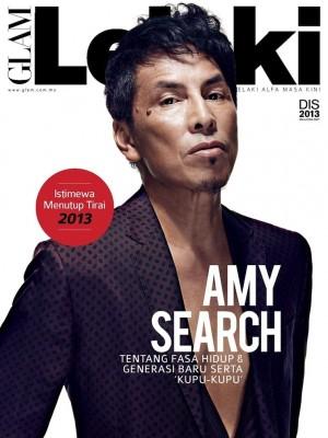 Glam Lelaki Malaysia Edisi Dis and Jan by BLU INC MEDIA SDN BHD from BLU INC MEDIA SDN BHD in Magazine category