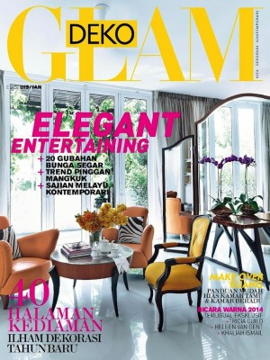 Glam Deko Malaysia Dis and Jan 2013 by BLU INC MEDIA SDN BHD from BLU INC MEDIA SDN BHD in Magazine category