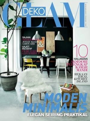 Glam Deko Februari 2015 by BLU INC MEDIA SDN BHD from BLU INC MEDIA SDN BHD in Magazine category