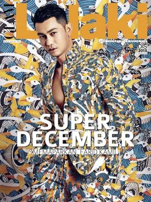 Glam Lelaki Disember 2015 by BLU INC MEDIA SDN BHD from BLU INC MEDIA SDN BHD in Magazine category