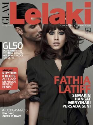 Glam Lelaki Februari 2016 by BLU INC MEDIA SDN BHD from BLU INC MEDIA SDN BHD in Magazine category