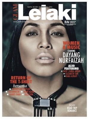 Glam Lelaki Februari 2017 by BLU INC MEDIA SDN BHD from BLU INC MEDIA SDN BHD in Magazine category