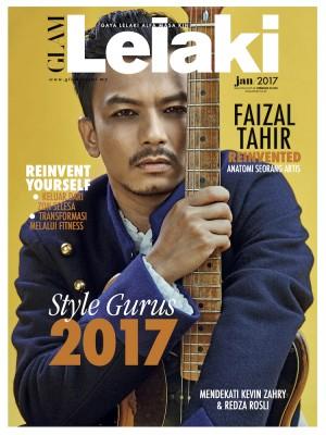 Glam Lelaki Januari 2017 by BLU INC MEDIA SDN BHD from BLU INC MEDIA SDN BHD in Magazine category