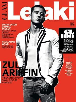 Glam Lelaki Mac 2015 by BLU INC MEDIA SDN BHD from BLU INC MEDIA SDN BHD in Magazine category