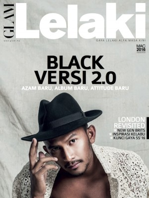 Glam Lelaki Mac 2016 by BLU INC MEDIA SDN BHD from BLU INC MEDIA SDN BHD in Magazine category
