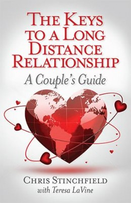 The Keys To A Long-Distance Relationship: A Couple's Guide by Chris Stinchfield from Christopher Stinchfield in Family & Health category