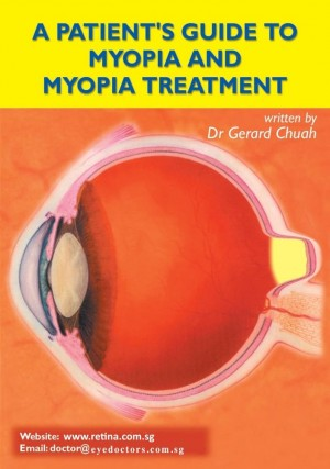 A Patient's Guide To Myopia And Myopia Treatment by Dr Gerard Chuah from Faris Digital Solutions Pte Ltd in Family & Health category