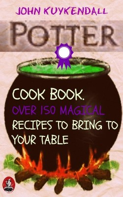 Potter Cook Book by John Kuykendall from GHunter Magazine in Recipe & Cooking category