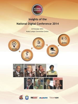 Insights of the National Digital Conference 2014