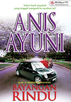 Bayangan Rindu by Anis Ayuni from KARANGKRAF MALL SDN BHD in Romance category