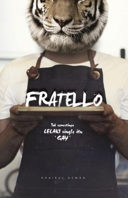FRATELLO by KHAIRUL ASWAD from KARANGKRAF MALL SDN BHD in Teen Novel category