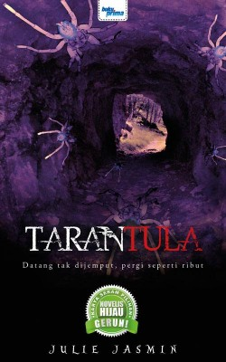 Tarantula by Julie Jasmin from KARANGKRAF MALL SDN BHD in True Crime category