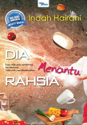Dia Menantu Rahsia by Indah Hairani from  in  category