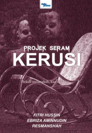 Projek Seram - Kerusi