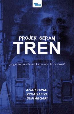 Projek Seram : Tren