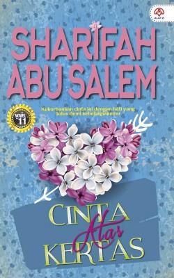 Cinta Atas Kertas by Sharifah Abu Salem from KARANGKRAF MALL SDN BHD in True Crime category