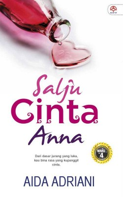 Salju Cinta Anna by Aida Adriana from KARANGKRAF MALL SDN BHD in Romance category