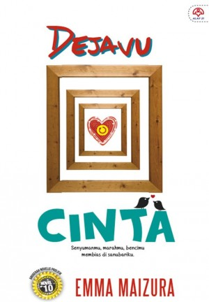 DEJAVU CINTA by Emma Maizura from KARANGKRAF MALL SDN BHD in General Novel category