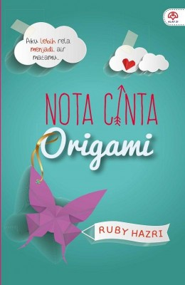 Nota Cinta Origami by Ruby Hazri from  in  category