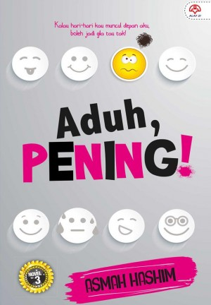 Aduh, Pening! by Asmah Hashim from KARANGKRAF MALL SDN BHD in General Novel category
