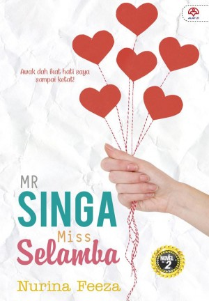 Mr Singa Miss Selamba by Nurina Feeza from KARANGKRAF MALL SDN BHD in Romance category