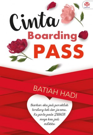 Cinta Boarding Pass by BATIAH HADI from  in  category