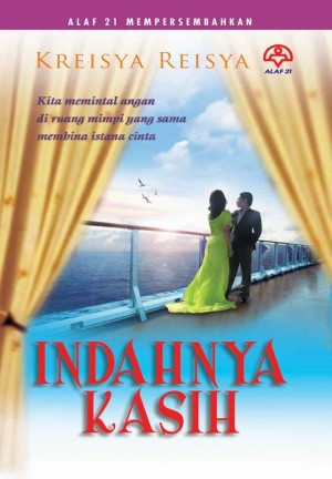Indahnya Kasih by Kreisya Reisya from KARANGKRAF MALL SDN BHD in Romance category
