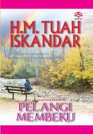 Pelangi Membeku by DR. HM Tuah Iskandar al-Haj from KARANGKRAF MALL SDN BHD in Romance category