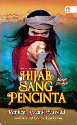 Hijab Sang Pencinta by Ramlee Awang Murshid from KARANGKRAF MALL SDN BHD in General Novel category